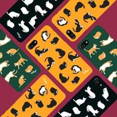 [위글위글]메이커스 하드케이스 - 고양이 시리즈