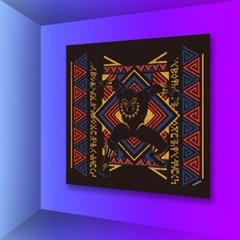 [MARVEL] 마블코믹스 정품 필름아트 프레임 - 블랙팬서(블랙) #6