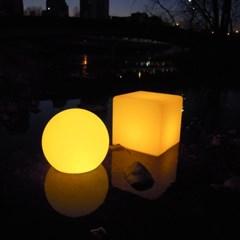 리모컨조작 LED무드등 방수기능 축제등 카페등 5종