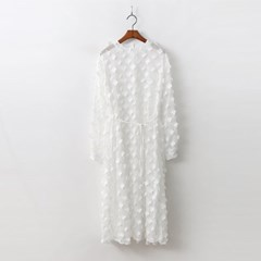 White Daisy Dress