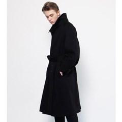 UNISEX MAC MILITARY DEVELOP COAT BLACK