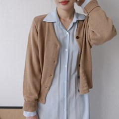 아이린 니트 가디건 (3-COLORS)