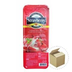 냉동-푸드웰 국내산 가당 딸기 1kg 1박스-15개_(646886)