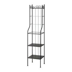 이케아 RONNSKAR 선반진열대(42X40X176) /욕실선반