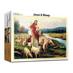 150피스 예수와 양떼 직소퍼즐 PL281_(987746)
