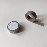 Masking tape - gray