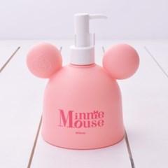 디즈니베이비 미키 입체 샴푸통 핑크