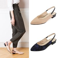 SPUR[스퍼] 슬링백 MS9022 Cherish sling back