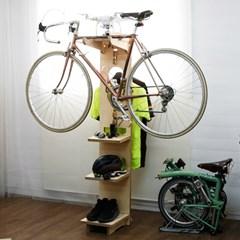 JWK 바이크 스테이션 bike station 자전거거치대겸 다용도행거