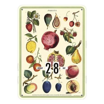 카발리니 빈티지 만년달력 - Fruit