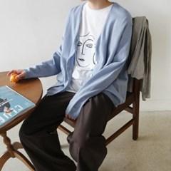 Soft natural cardigan