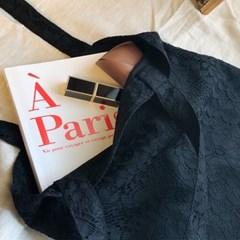 L.bag/black (리오더 입고)