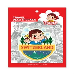 페코 트래블데코스티커20 스위스2