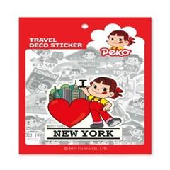 페코 트래블데코스티커 8 뉴욕2