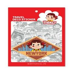 페코 트래블데코스티커 7 뉴욕1