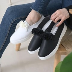 kami et muse Corsage slip on_KM18s088