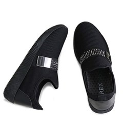 kami et muse Glittering bead band comfort loafers_KM18s085
