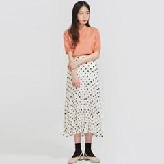 FRESH A round half knit_(900697)