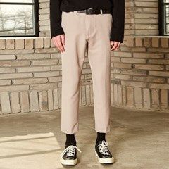 DEAR BASIC SLACKS_BEIGE