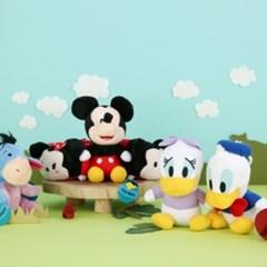 디즈니 가방고리인형 - 미키와 친구들 (4 options)