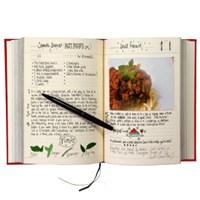 [썩유케이] 가족 요리책 레시피북 레드_(1345790)