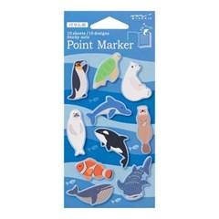 Point Marker (S) - 수족관