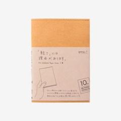 MD 노트 커버 [紙] 10th Cordoba 카멜 (S)