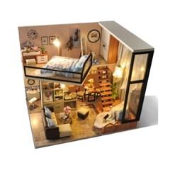 [adico] DIY 미니어처 하우스 - 슈페리어 하우스_(800585)