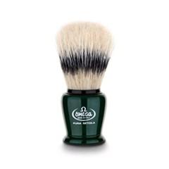 [오메가브러쉬] shaving brush 80257 GREEN