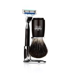 [오메가브러쉬] shaving brush SET M6712.6