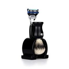 [오메가브러쉬] shaving brush SET F6613.17 (Silver Tip)