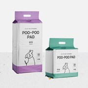 아르르 POO-POO 패드 (배변패드)