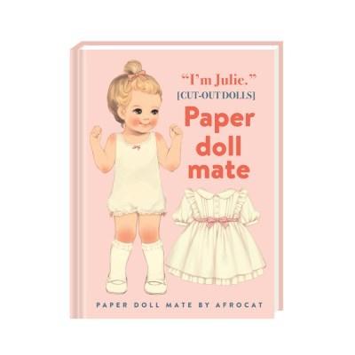 PAPER DOLL MATE HARD COVER MINI NOTE ver.5
