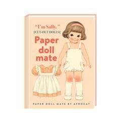 PAPER DOLL MATE HARD COVER MINI NOTE ver.6