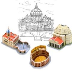 만들면서 즐기는 세계여행 로마