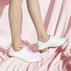 PSMJ Frill loafer white (볼빨간사춘기 안지영 착용)