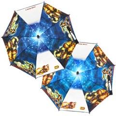 아이언맨 40 스타크테크 두폭(안전) 우산 (랜덤발송)_(1196622)