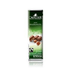 카발리에 밀크 헤이즐넛 초콜릿 40g_(654649)