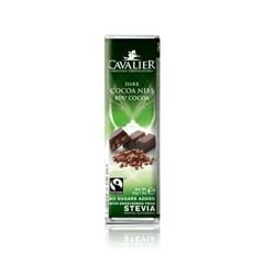 카발리에 다크 코코아 원두85% 초콜릿 40g_(654648)
