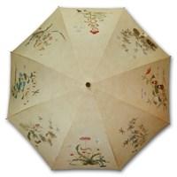 명화_우블리-신사임당 초충도 65우산양산겸용 멜빵자동우산