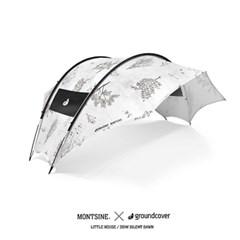 그라운드커버 x 몽시느 루프하우스 301W / 하비타프 / 돔타프