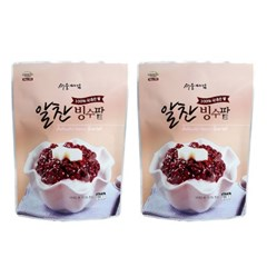 서울마님 알찬 빙수팥 1kg 2개묶음_(655393)