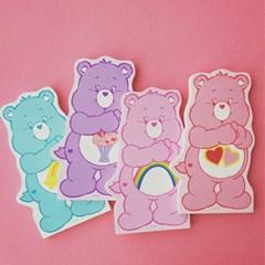 [Care Bears] 케어베어 실루엣 메모