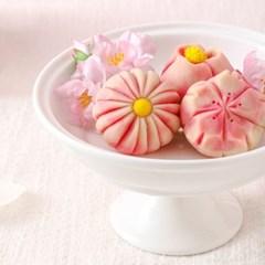 [청미당X텐바이텐] 벚꽃 화과자