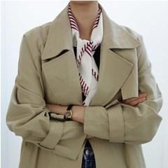 데일리 바바리 코트 (3color)
