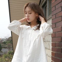 Pure cotton blouse