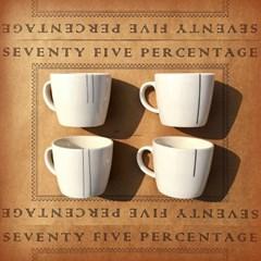75% _ cup . SET