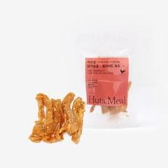 허츠밀 닭가슴살 + 햄프씨드 육포