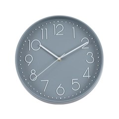 TT 스톡홀름 모던벽시계 딥블루_(652115)