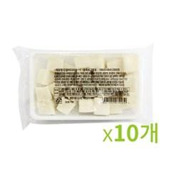 냉동-화과방 인절미 다이스 200g 10개묶음_(656701)